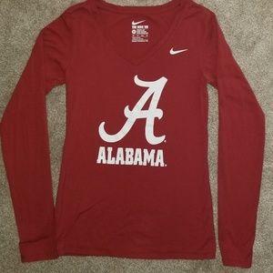 Nike Alabama Crimson Tide shirt